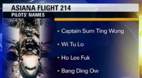 funny fake names ktvu producer fired over fake pilot names says my hard