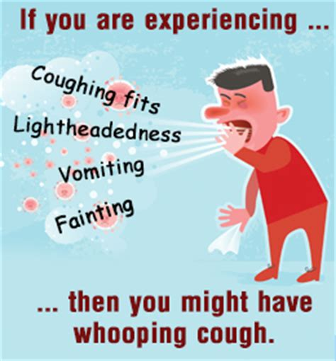 whooping couch symptoms how to tell what type of cough you have