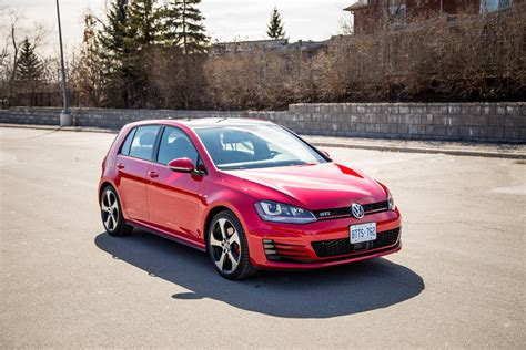 volkswagen golf gti 2015 review 2015 volkswagen golf gti canadian auto review