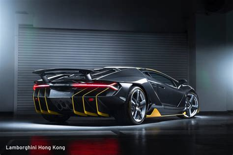 lamborghini centenario lamborghini centenario arrives in hong kong in glorious