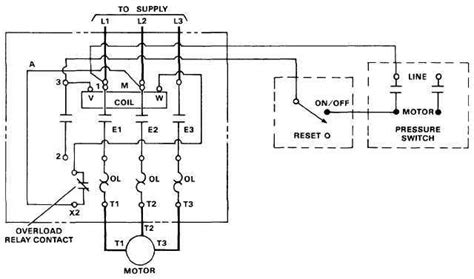 eaton motor starter wiring diagram wiring diagram and