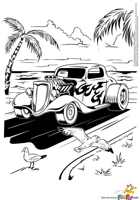 printable coloring pages hot rods hot rod coloring page free printable coloring pages