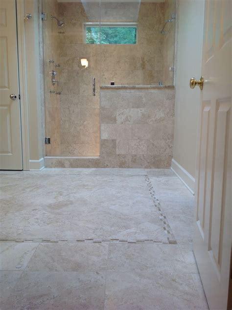 bathroom floors pinterest travertine tile bathroom tile pinterest