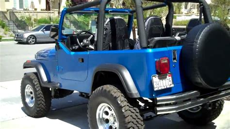 Jeep Wrangler 94 For Sale For Sale 1994 Jeep Wrangler