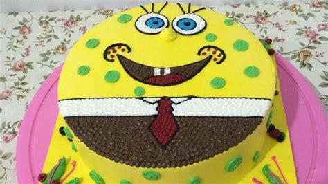 Easy Home Decorating spongebob cake easy unique how to make