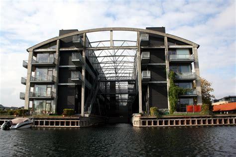 Moderne Architektur Häuser by 10 Wohnh 228 User Im Navygel 228 Nde Kopenhagen C Foto