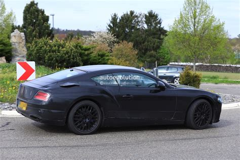 bentley gt 2018 bentley continental gt spied testing in germany