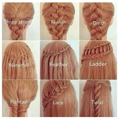 the most amazing different types of braids and twists with many different kinds of braids amazing hairstyles