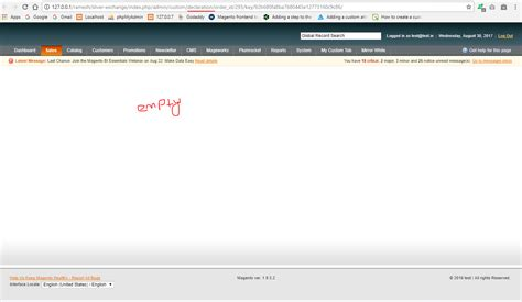 magento adminhtml xml layout update how to create new page in magento admin panel magento
