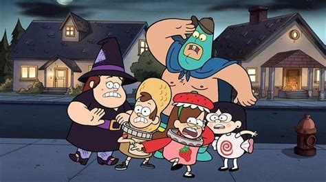 Cypher City Tales gravity falls episode 12 summerween
