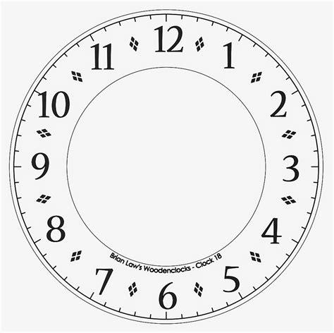 wooden clocks clock dials part 2