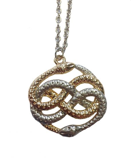 auryn neverending story necklace