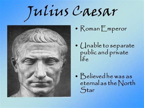 julius caesar biography for students julius caesar characters ppt download