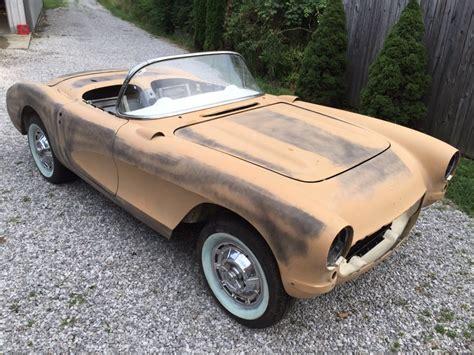 car owners manuals for sale 1957 chevrolet corvette auto manual 1957 chevrolet corvette convertible 283 270hp 4 speed project car for sale