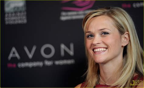 Reese Witherspoon Is An Avon by Reese Witherspoon We Must All This Silence Photo