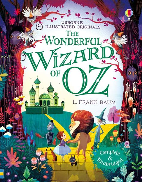 the wizard of oz picture book the wonderful wizard of oz at usborne children s books