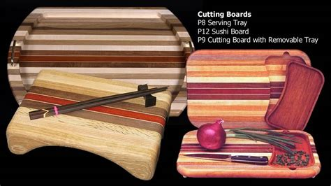 Hardwood Creations   Wood Cutting Boards, Kitchen