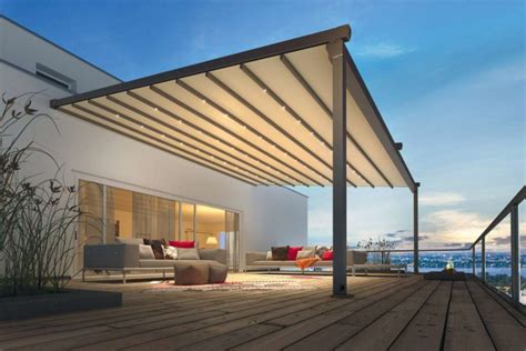 sonnenschutzrollo terrasse der moderne sonnenschutz auf der terrasse 187 livvi de