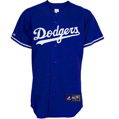 la dodgers colors la dodgers replica youth blue embroidered jersey all