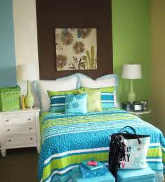 blue and green bedroom ideas trendy teen girls bedding ideas with a contemporary vibe