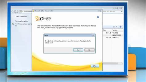 microsoft 174 office 2010 repair installation problems on
