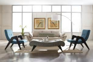 Mid Century Modern Living Room Ideas Contemporary Or Modern What S The Difference In Interior