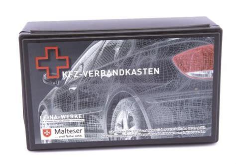 Kfz Verbandskasten 1 1 2015 by Verbandkasten Tasche Sicherheit