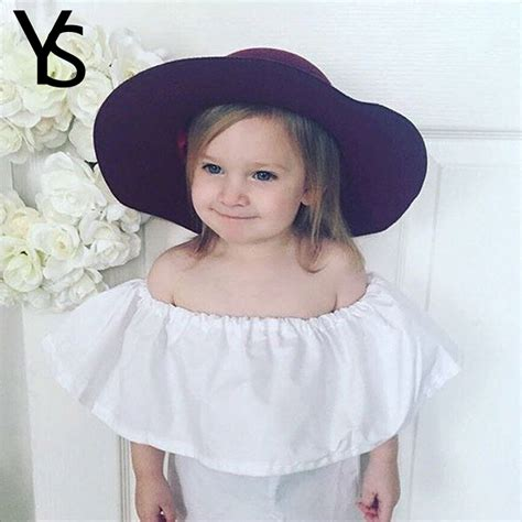 158 best images about my little girl on pinterest dibujo 1 7t 95 cotton little girls shirt off the shoulder white