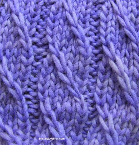 crochet knit stitch 72 best cable knitting stitch library images on