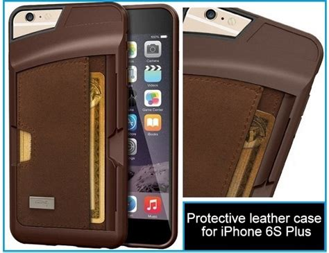 Casing Iphone 6 6s Plus Best Leather Kulit Style Cover Soft 1 best iphone 6s plus leather cases protective and durable