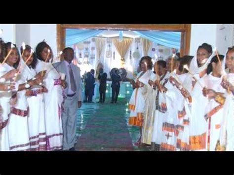 My cousins Ethiopian wedding .Washington d.c. 2010   Doovi