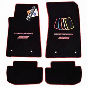 Dashmat For 2015 Chevy Camaro Chevrolet Camaro Ss Floor Mats Logo Trim