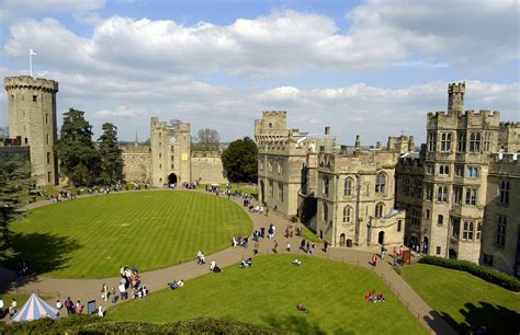 most beautiful english castles warwick castle castle in england thousand wonders