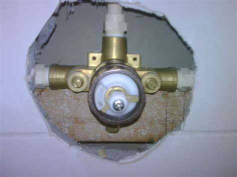 What Is A Shower Valve by What Type Of Shower Valve Is This Plumbing Zone