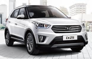 Names Of Hyundai Cars Hyundai Names Creta As Its New Compact Suv In India