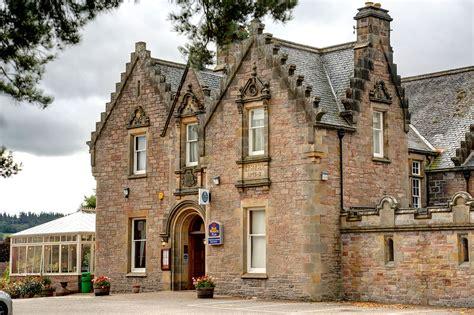 best western hotel house best western plus inverness lochardil house hotel