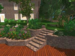 Landscape Design In 3d Landscape Design Photo Landscape Designs