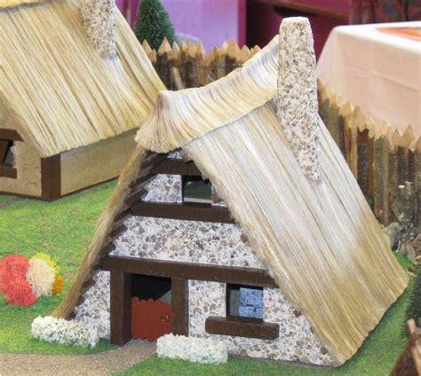 hutte gauloise dessin le d ast 233 rix le gaulois en maquette au 1 40 page 9