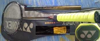 Raket Badminton Carbonex 21 Sp raket yonex carbonex 21 special sports information