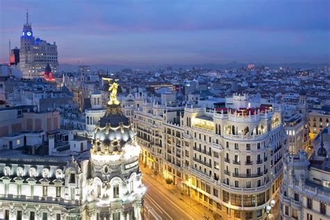 Madrid's 5 best places to stay   The Independent