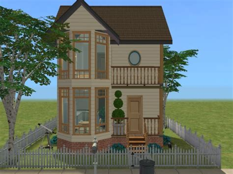Mod The Sims   Victorian House 12    Cozy Starter