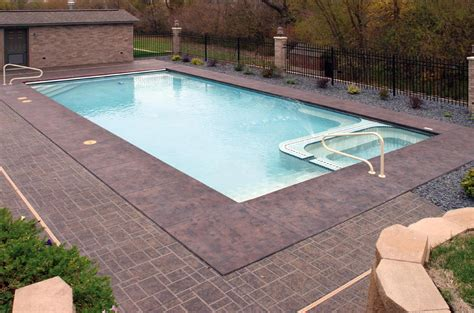 Small Pools For Backyards Images Of Pools By Pool Tech Iowa S Premier Pool Builder