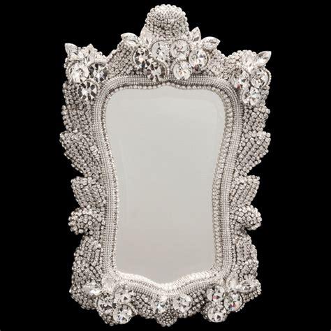 swarovski crystal home decor bb simon sparkling princess mirror