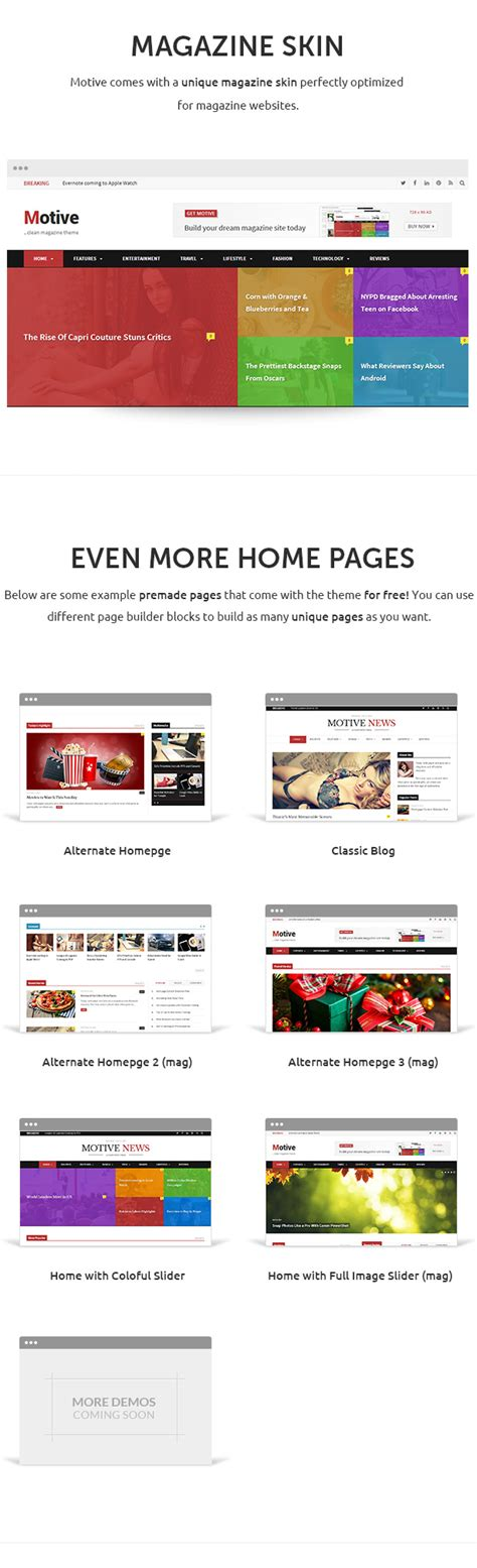 wordpress themes download zip download download motive v1 2 1 magazine news blog
