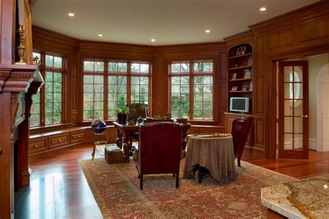 cozy home office cozy home office traditional home office philadelphia by omnia architects