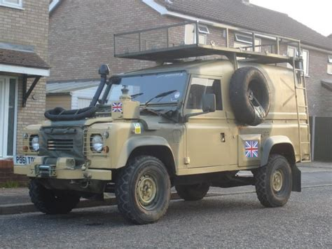 military land rover 110 british military land rover 110 land rover military