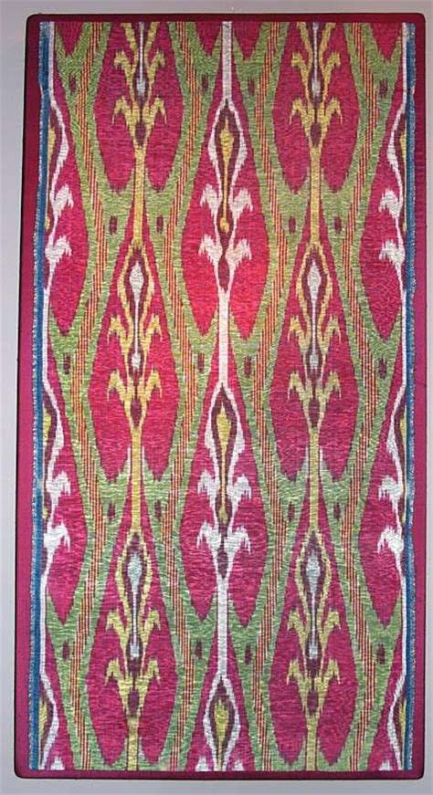 Sabrina Ikat Motif 304 best antique uzbek ikat images on central asia ikat and carpet