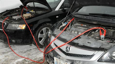 how to a from jumping on guide for using jumper cables to charge a dead car battery