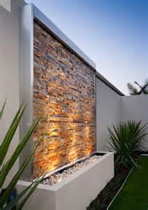 Backyard Feature Wall Ideas 25 Best Ideas About Water Walls On Wall Water Features Wall Of Water And Large