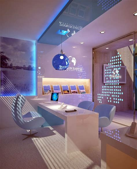 layout of travel agency office conceptual design travel agency on behance travel agency
